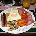 now this is an English Breakfast!