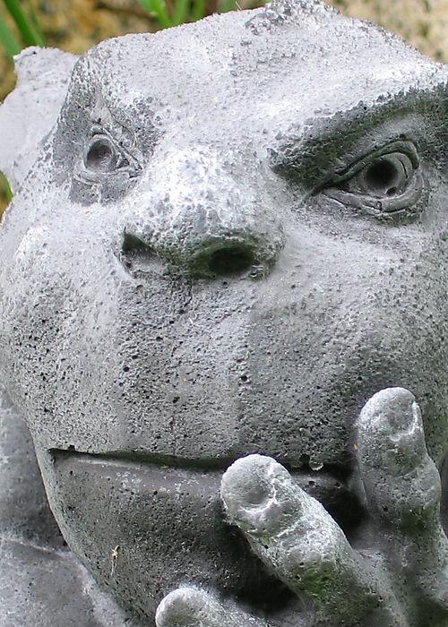 2007 06 04 Garden Gargoyle